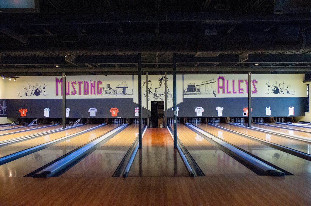 bowling date games